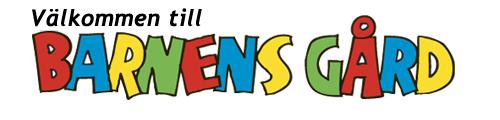 Barnens Gård Logotype